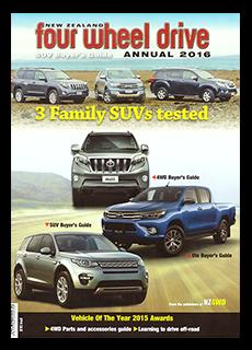 NZ 4WD 2016