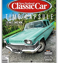 Classic Car – April 2018