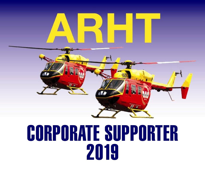 ARHT Corporate sponsor logo